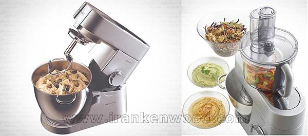 خصوصیات ماشین آشپزخانه کنوود