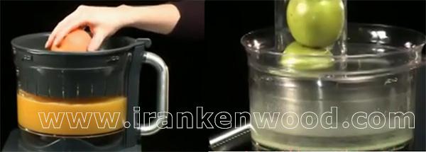 فروش آب میوه گیری کنوود