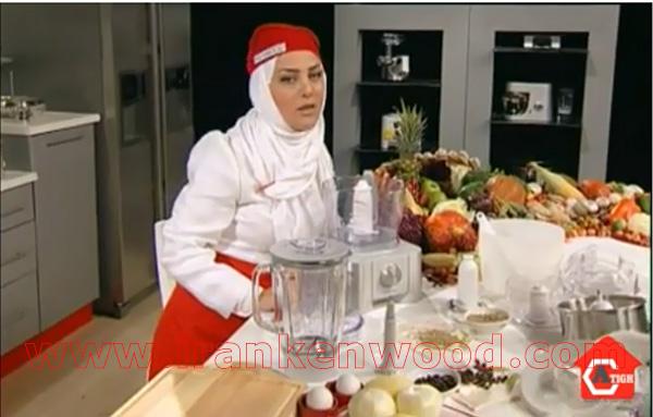 غذاساز کنوود fp190