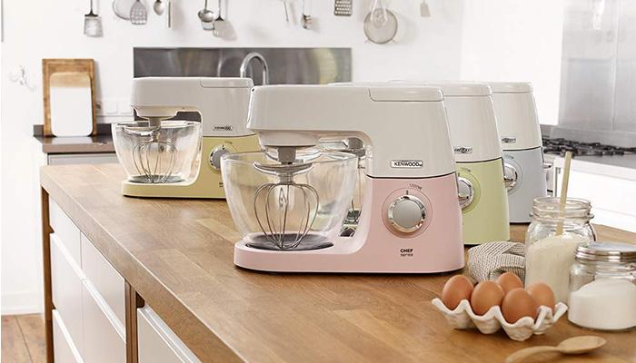 ماشین آشپزخانه کنوود شیشه ای
