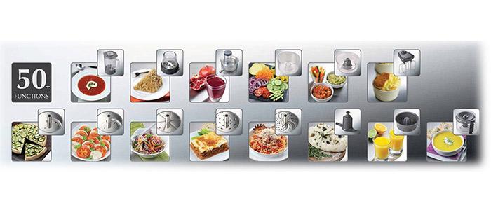 غذاساز کنوود مدل FD972